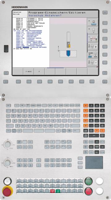 Heidenhain Control TNC 640